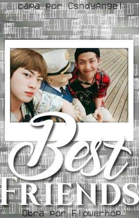 Best Friends  ;;;Ksj+ Knj;;; by ImeAlreadyTracer