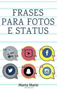 Frases  Para Fotos E Status cover