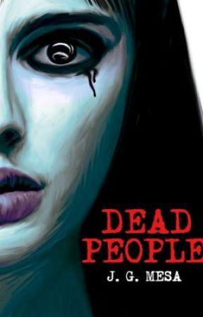 DEAD PEOPLE by bizarro