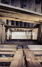 ORIGINAL DISC by ChristianGrace5