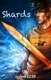 Shards (A Percy Jackson and Avengers Crossover) cover