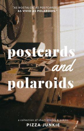 Postcards & Polaroids by pizzajunkie