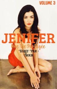 JENIFER : Une vie partagée. cover