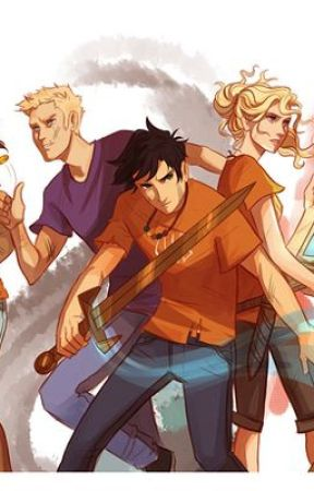 The Heroes Of Olympus by lianapotter