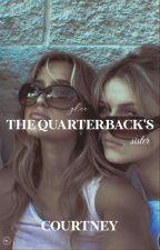 The Quarterback's Sister | Glee [1] by rikkisdreams