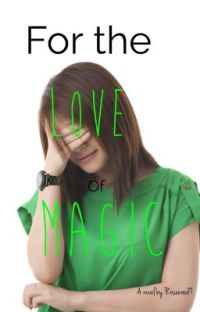 For the Love of Magic cover