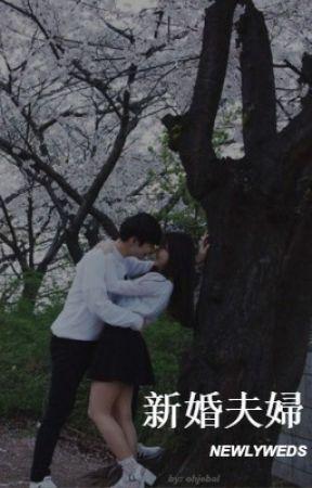newlyweds •kim taehyung ff• by ohjebal
