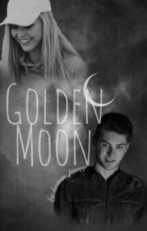Golden Moon by katrin_posey