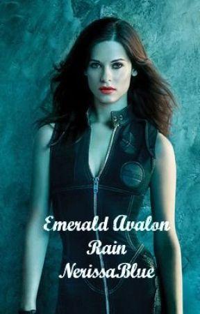 Emerald Avalon Rain by NerissaBlue