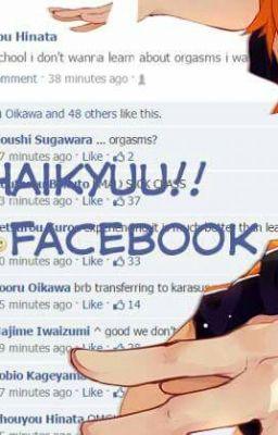 Haikyuu!! No Facebook