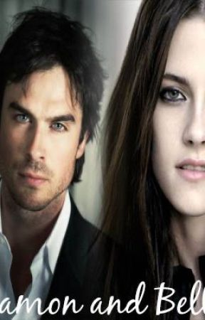 Damon And Bella. by arviwhitlock
