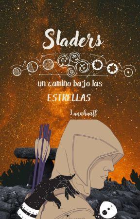 SLADERS (I). EL OLOR DE LA MUERTE [COMPLETA] by Lunahuatl77