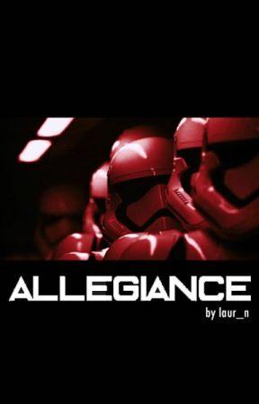 Allegiance | Kylo Ren by laur_n