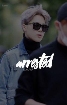 arrested || jikook by jeonchild