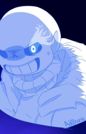 My Beautiful Human | Yandere!Sans x Female!Reader by Ad00rable