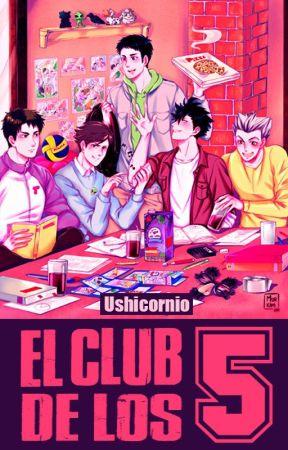 El Club de los 5 - Haikyuu!! by Ushicornio