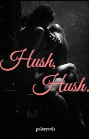 Hush, hush.  by polaryeols