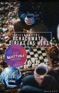 Schachmatt direkt ins Herz   cover