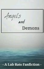 Angels and Demons by Dragon_Ryder