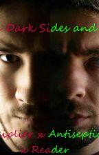 The Dark Sides And Me (Darkiplier x Antisepticeye x Reader) by WildStoriesTameMinds
