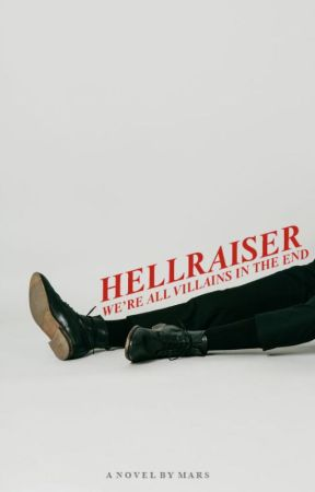 HELLRAISER by firebendings