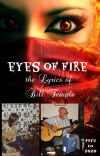 Eyes of Fire (a collection of song lyrics) cover