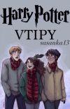 Harry Potter vtipy✔️ cover