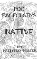 POC Faceclaims - Native by NativeCommunity