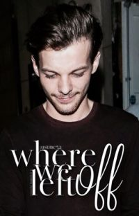 Where We Left Off (Louis Tomlinson) cover