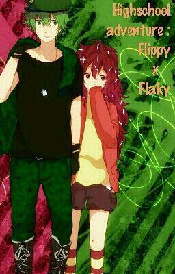 HTF High Adventures - Flippy X Flaky Fanfic