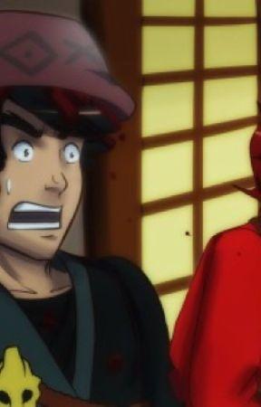 Ninjago meets Creepypasta Rp  by Lightning-Strike