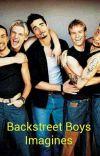 Backstreet Boys Imagines cover