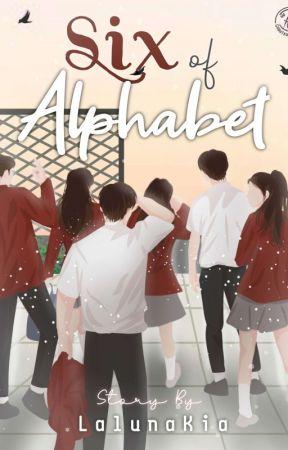 Six Of Alphabeth by LalunaKia