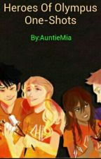 Heroes Of Olympus One-Shots by Mxria_22