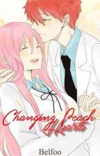 Changing Peach Hearts (Akashi X OC) by matcha_to_latte