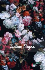 Zodiac Signs by blorettag