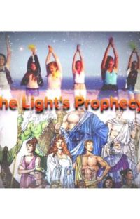 *The Light's Prophecy* Cimorelli cover
