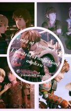 We met at Summer Camp{Hiccstrid Fanfiction}[COMPLETED](Being Edited) by tRoLlS_eXiSt