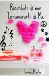 Ricordati di non Innamorarti di Me cover