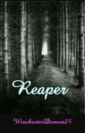 Reaper by WinchesterDemon25