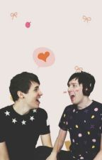 Phan One Shot  by geo1snotonfire
