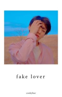 fake lover    jungkook [ completed ] cover