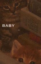 Baby • mashton [undergoing editing] by -BisexualinDisguise