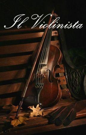 Il Violinista by ymirjeannie