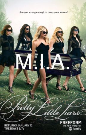 M.I.A. (A Pretty Little Liars & Emison Story) by Kryptonianpuppy29