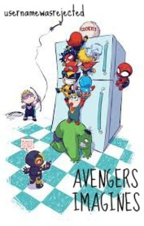 AVENGERS IMAGINES by usernamewasrejected