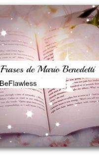 Frases de Mario Benedetti. cover