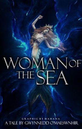 Woman of the Sea by CelticWarriorQueen17