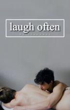 Laugh Often (Boyxboy) by tracyxoc