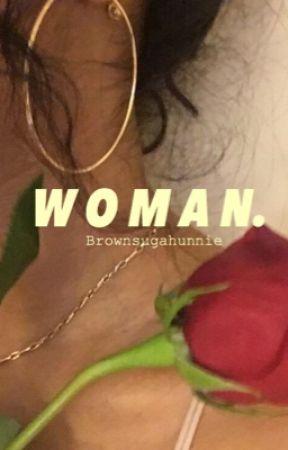 Woman.  by mudioshun
